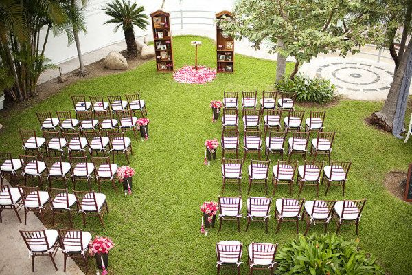 Unique Outdoor Wedding Ceremony Ideas: 109 Best Ceremony Setup Ideas Images On Pinterest