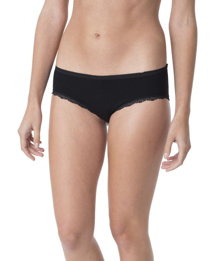 Super soft organic women's hipster underwear from Wear PACT. Flirty Fair Trade Certified cotton panties. Shop organic now!