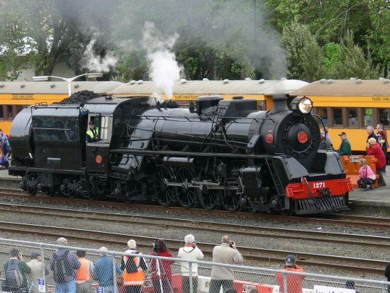 Ja1271 Owner: Steam Incorporated. Current Location: Wellington ...