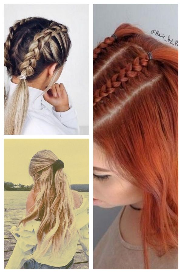 Best Of Cute Simple Hairstyles Tumblr For School Hairstylesforschool Hairstylesforschool2018 Easy Hairstyles Hair Styles Tumblr Hair