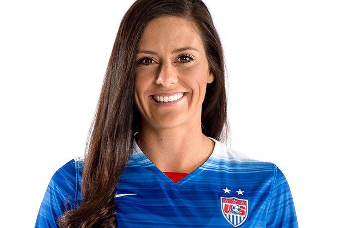 Ali Krieger 2015 FIFA Women's World Cup - U.S. Soccer