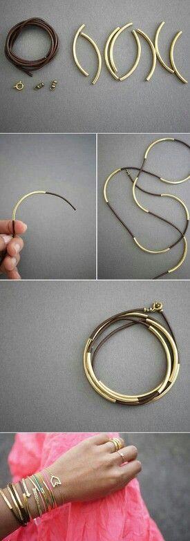 DIY : 7 tutos pour créer de beaux bracelets – Astuces de filles
