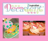 Decadent Cupcakes - Johannesburg specialize in kids party planning & decor, cakes,cupcakes, and catering platters for any occasion. From birthdays to christenings to corporate & weddings.