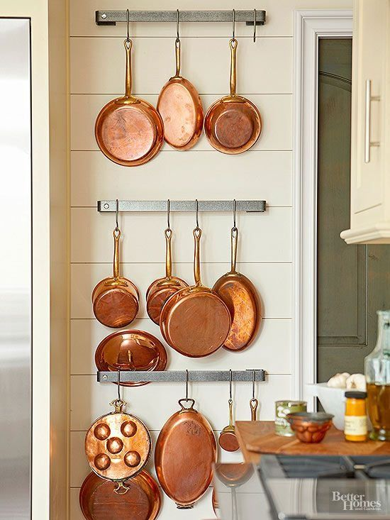 Find out how to keep all of your copper decorations and cookware looking shiny and new.