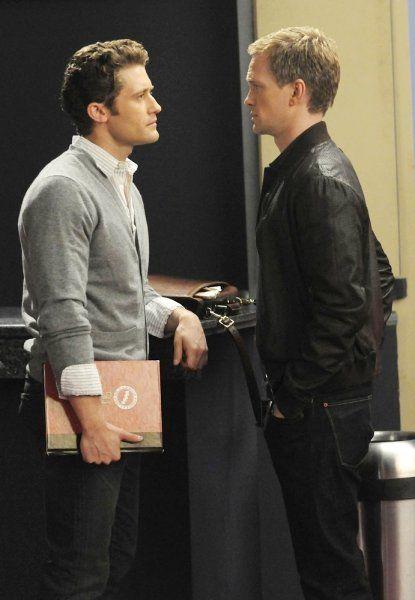 "Matthew Morrison and Neil Patrick Harris on ""Glee"""