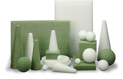 Crafting with styrofoam - tips & tricks