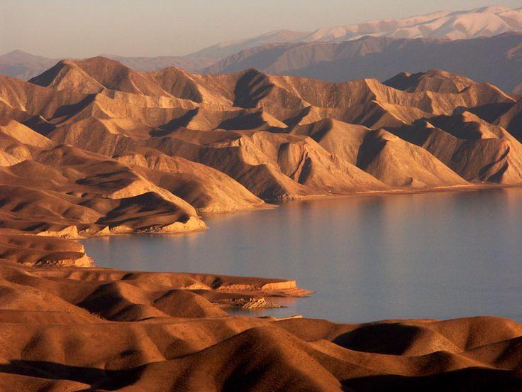 Lake Toktogul - Toktogul, Jalal-Abad - Kyrgyzstan