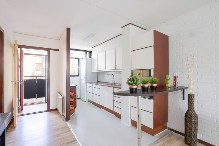 Apartment close to Copenhagen Denmark.  Home stager Birgtte Vosper designed this space.