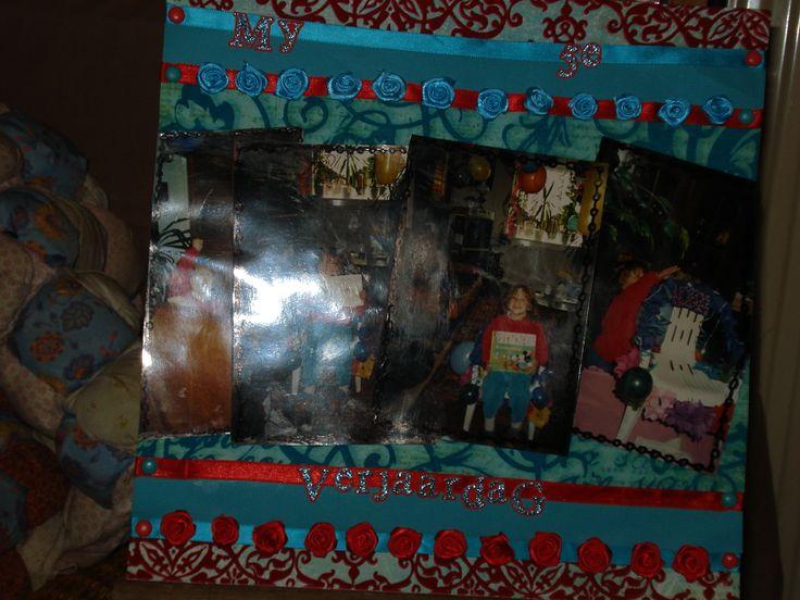 mn 5e verjaardag'90 - Scrapbook.com