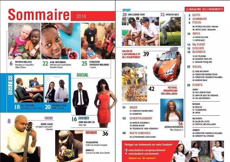 #BusinessTrueLife est dans le magazine #KinEvent