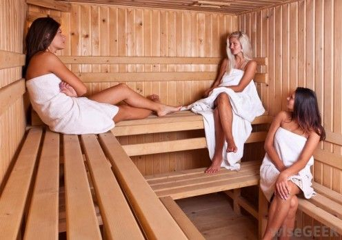 It's like a Sauna in here! - DIY Home Sauna
