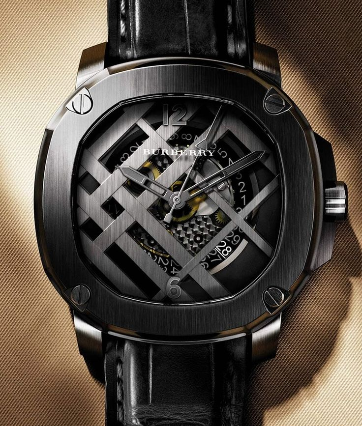 Burberry proves with their latest limited edition Britain Icon Check Collection, that they're also able to offer great looking watches to their costumers apart from the classic clothing: http://www.limitio.com/articles/limited-edition-watches/burberry-latest-limited-edition-britain-icon-check-collection Don't forget to follow our Pinterest Page #Burberry #watches