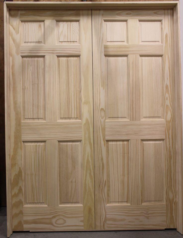 Double Closet Doors Prehung | Home Design Ideas