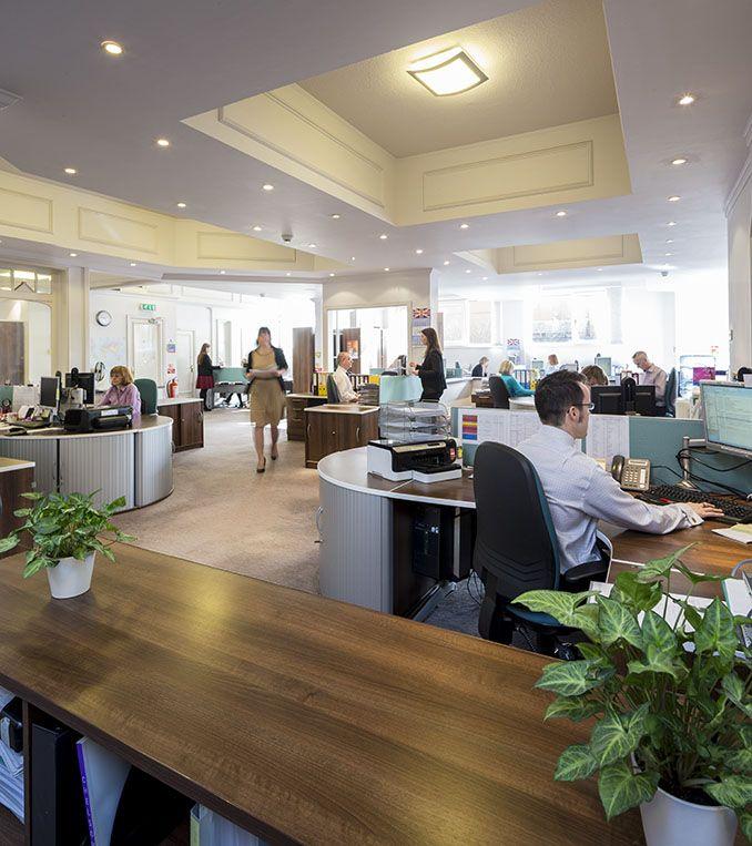 Inside Chelsom HQ