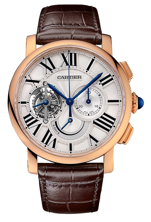 Cartier Rotonde de Cartier Tourbillon Chronograph