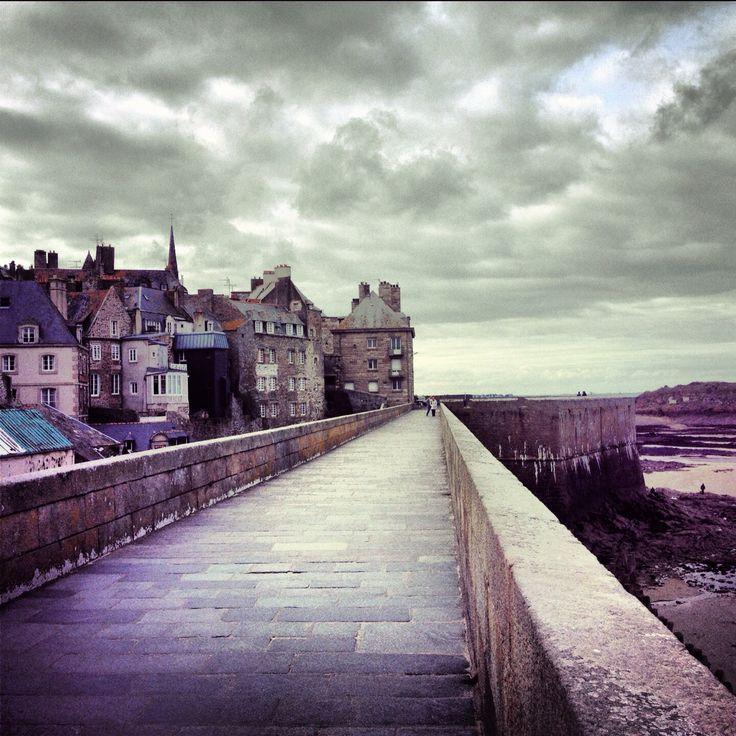 St. Malo - Bretagne, France