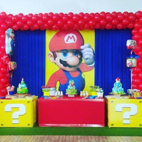 Mario Bros #diversion #decoracion #kidsplaygroundpanama #3salas #puntapacifica #albrookmall #costadeleste