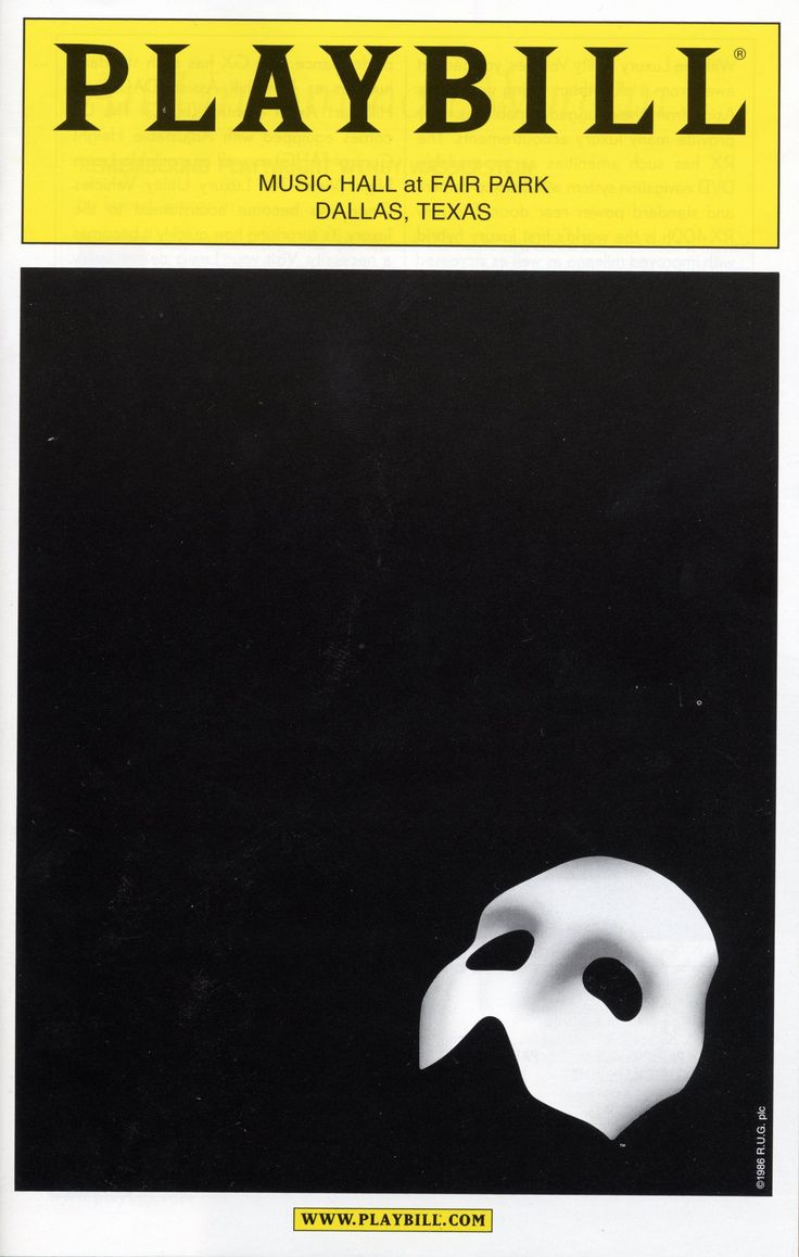 Broadway Playbill Template - Shefalitayal With Regard To Playbill Template Word