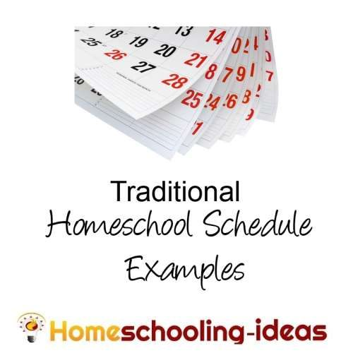 Writing your home school schedule can be daunting, but you CAN plan a schedule that works for you and inspires your family.