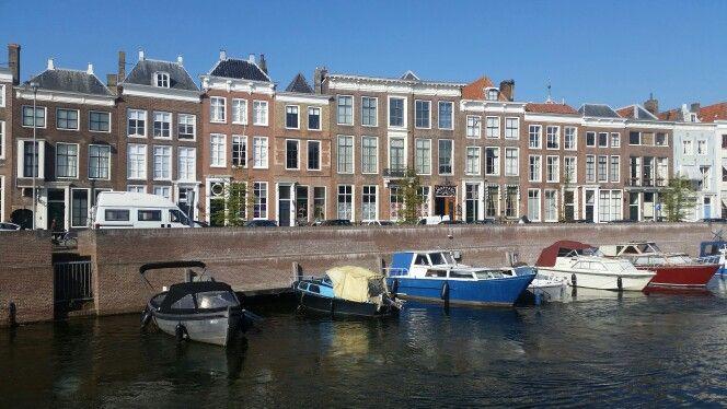 kade in Middelburg