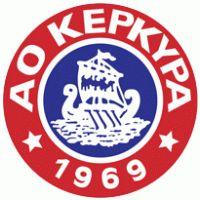 1969, PAE Kerkyra (Corfu, Greece) #PAEKerkyra #Corfu #Greece (L12197)