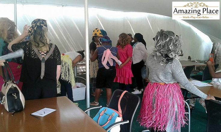 Wits RHI Murder Mystery Team Building Event | The Amazing Place #MurderMystery #Sandton
