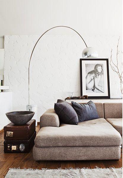Die besten 17 Bilder zu LO Home auf Pinterest Lampen, Sofas und - lampe für wohnzimmer