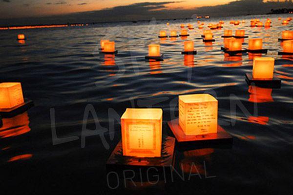 Les 25 meilleures id es concernant lanternes flottantes sur pinterest lante - Construire une lanterne volante ...