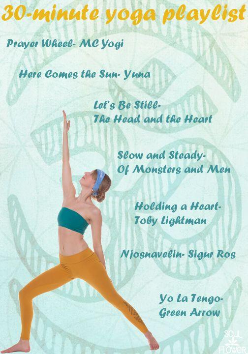 5 Uncommon Reasons to Practice Yoga (blog) + a Yoga Playlist!