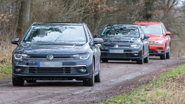 The 2020 Volkswagen Golf Mk8 This Is All Of It The Current