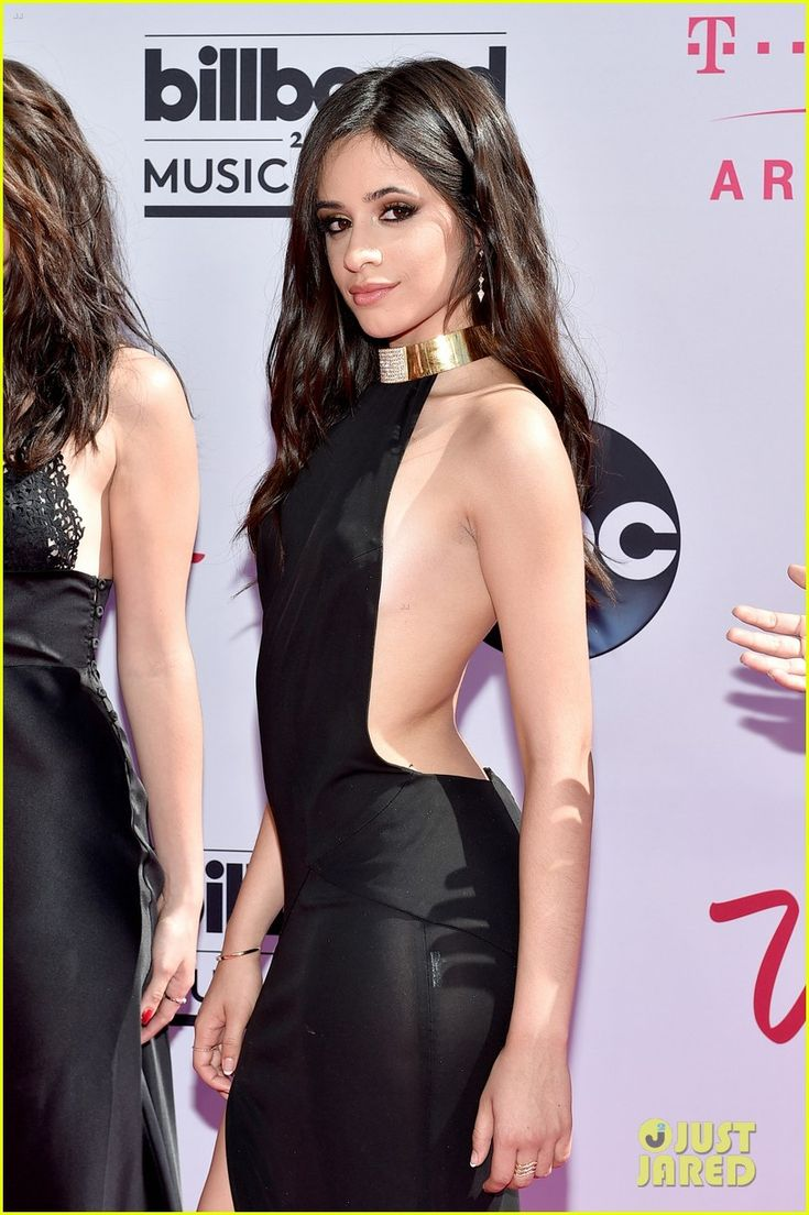 Camila Cabello at the Billboard Music Awards 2016