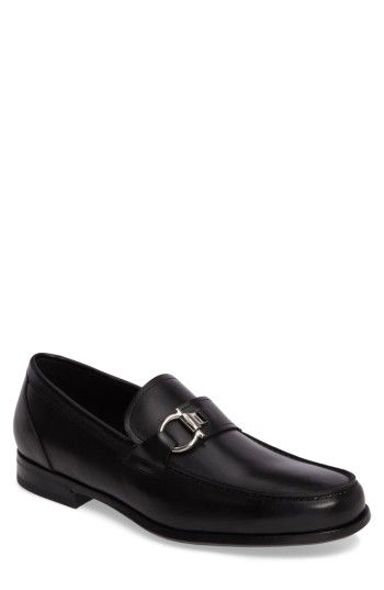 Free shipping and returns on Salvatore Ferragamo Delfino Bit Loafer (Men) at Nordstrom.com. A sleek Gancio bit tops off a charming Italian loafer crafted from supple calfskin leather.