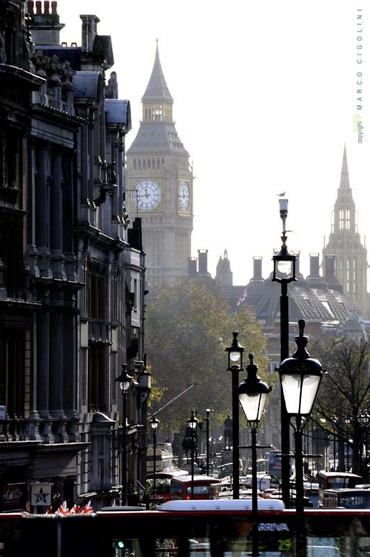 London, England. Been here, bike is the best and cheapest way to see london.