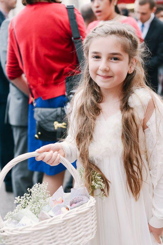pippa on wedding day