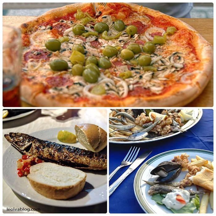 Chorwacja - Croatia  #croatia #hrvatska #croatien #chorwacja #ontheseaside #makarska #riwieramakarska #rivierija #eu #europe #dalmatia #dalmatien #beach #restaurant #makrela