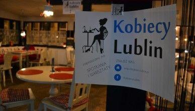 Kobieta Liderka – niezwykłe spotkanie Kobiecego Lublina.
