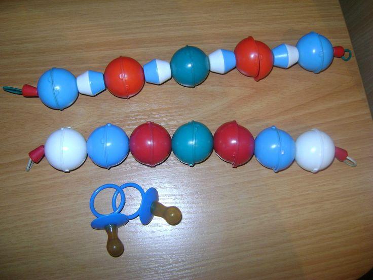 Погремушки на коляску. Советские игры - http://samoe-vazhnoe.blogspot.ru/