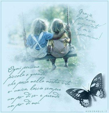 Amicizia, Vera Amicizia | Pensieri ed Emozioni