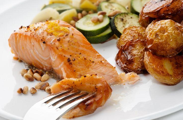 Cât de Important este Peștele în Dieta Cicliștilor și a Sportivilor în General