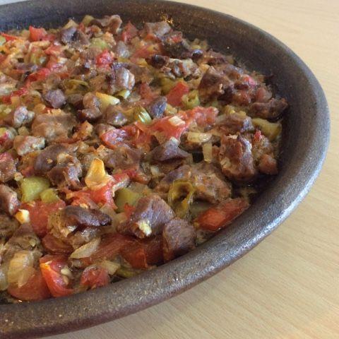 Kordelyanın mutfağı: AKSARAY TAVA