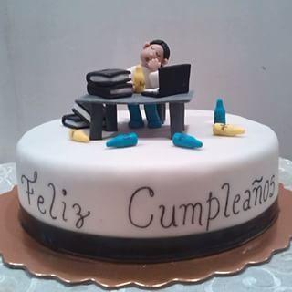 Matt Birthday Cake