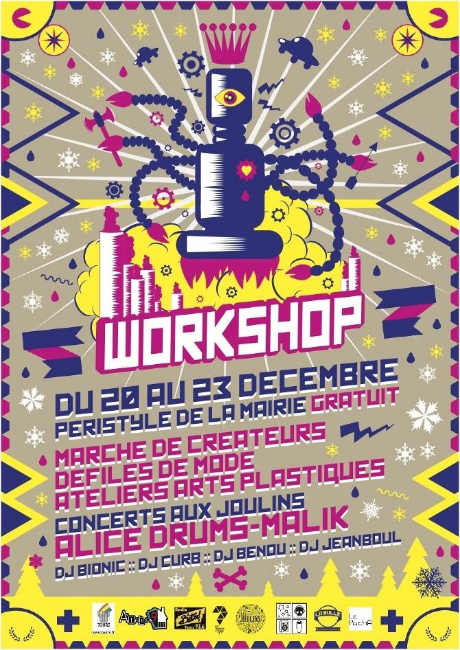 The Workshop #2 - La Bulle
