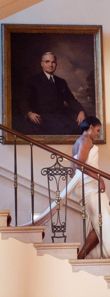 First Lady Michelle Obama August 2, 2016 State dinner....