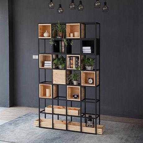 Estanterías Sala Muebles Para El Hogar panel + toda la venta estantería estantería de acero 120*30*210 cm puede personalizar el tamaño 2016