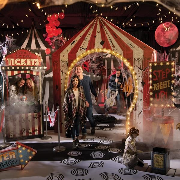 Set An Eerie Scene For Your Next Event Using Our Creepy