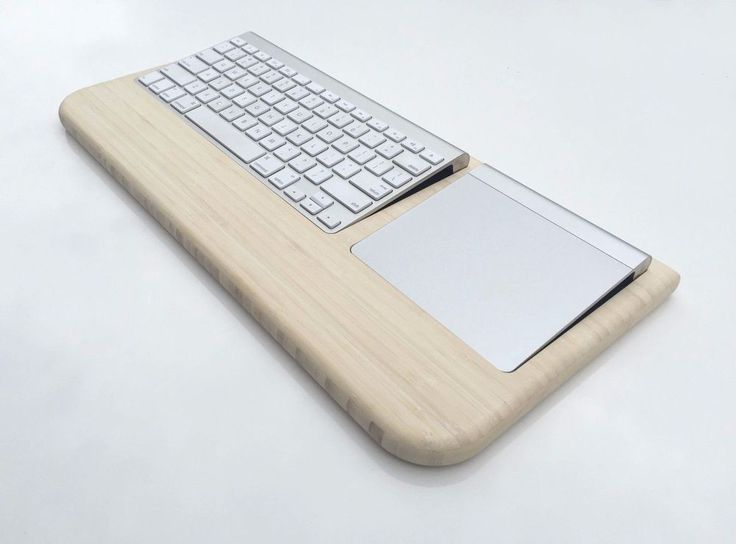 Docking Station for Apple Wireless Keyboard with mousepad or for Magic Trackpad #UnbrandedGeneric