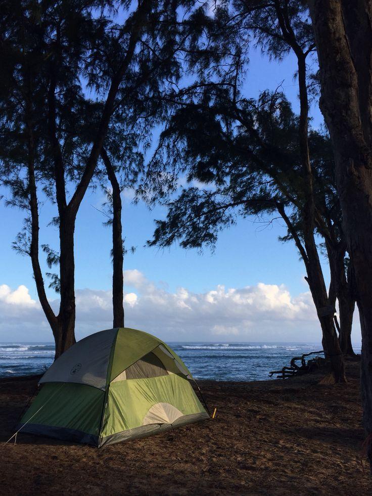 Camping - Hawaii
