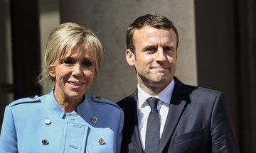 Emmanuel And Brigitte Macron's Age Gap: Why Is It Less Acceptable When Women Have Relationships With Younger Men?   HuffPost UK