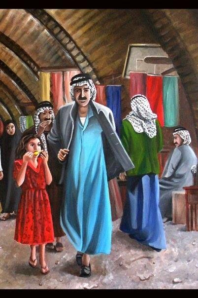 الفنانة العراقية...نادية آوسي..............6