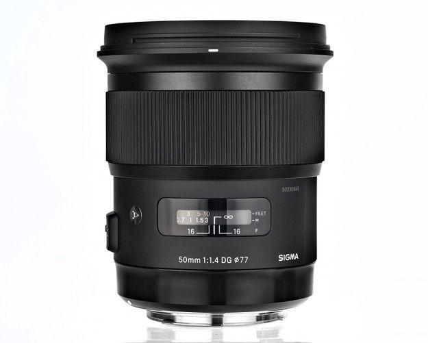 Lens Test: Sigma 50mm f/1.4 DG HSM Art Lens | Popular Photography